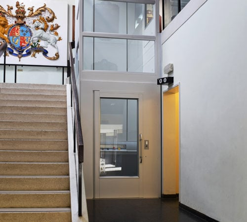Concerto GS ensures full accessibility at the Royal Grammar School