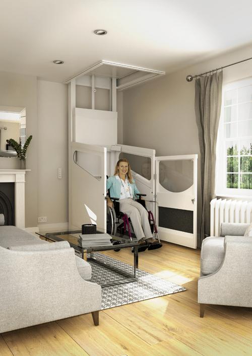 Harmony Home Lift