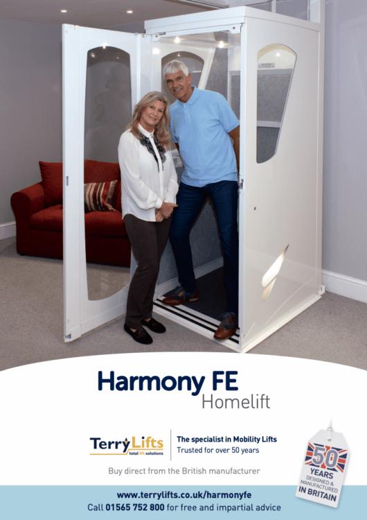 Harmony FE Home Lift Brochure