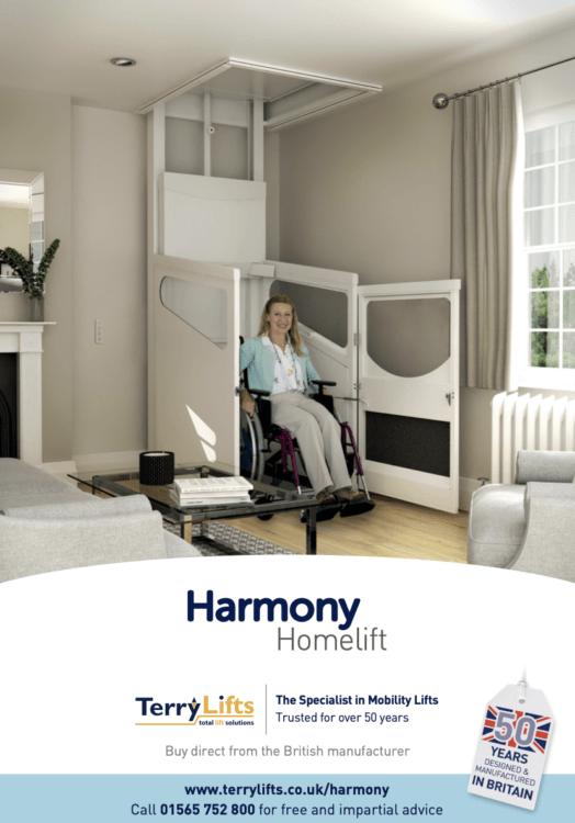 Harmony Home Lift Brochure