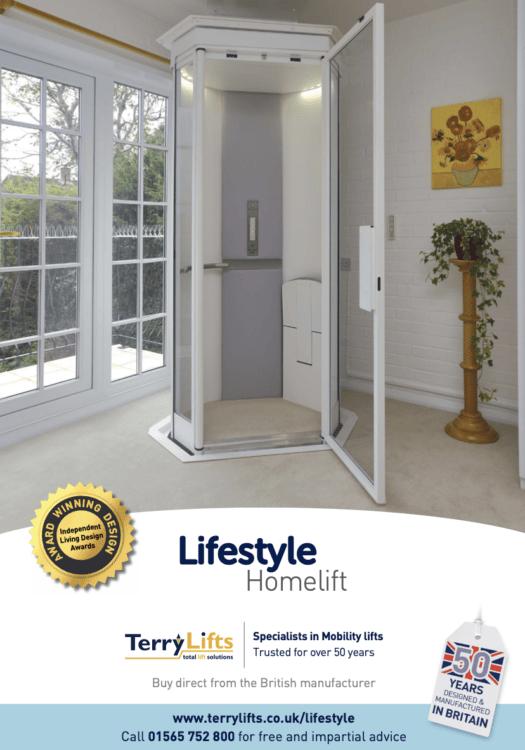 Lifestyle Home Lift Brochure