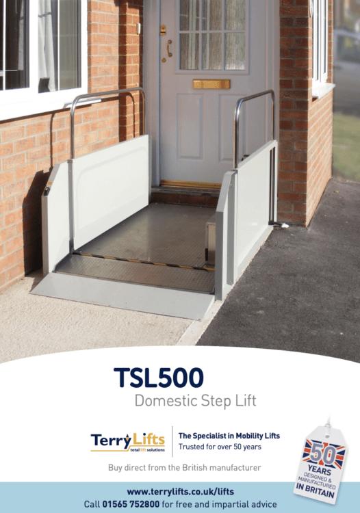 TSL 500 Step Lift